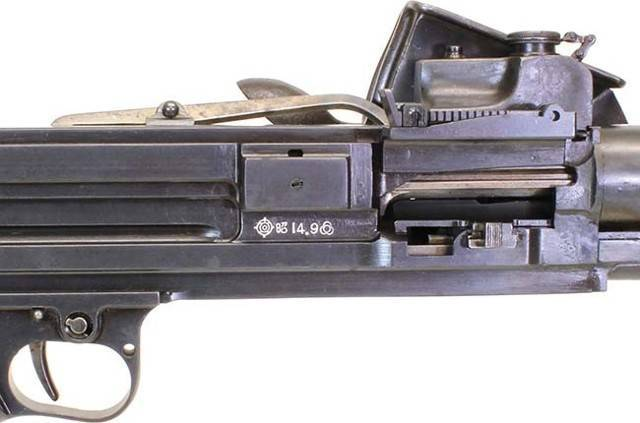 Calico series of rifles and pistols