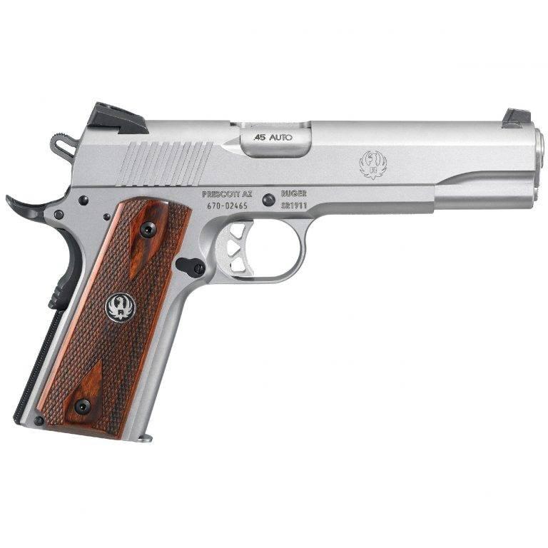 Пистолет Ruger SR1911