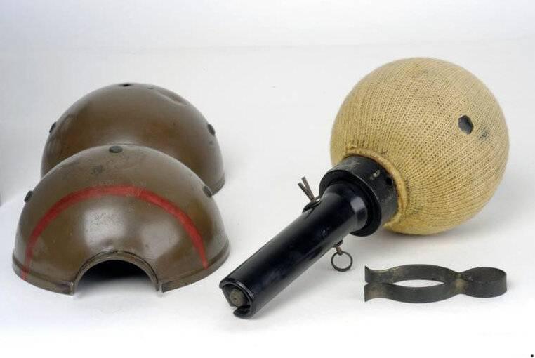 Артиллерия размером с кулак. Топ 10 самых нестандартных ручных гранат