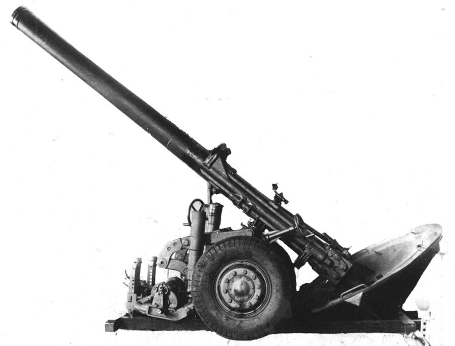 240-мм окопный миномёт — википедия переиздание // wiki 2