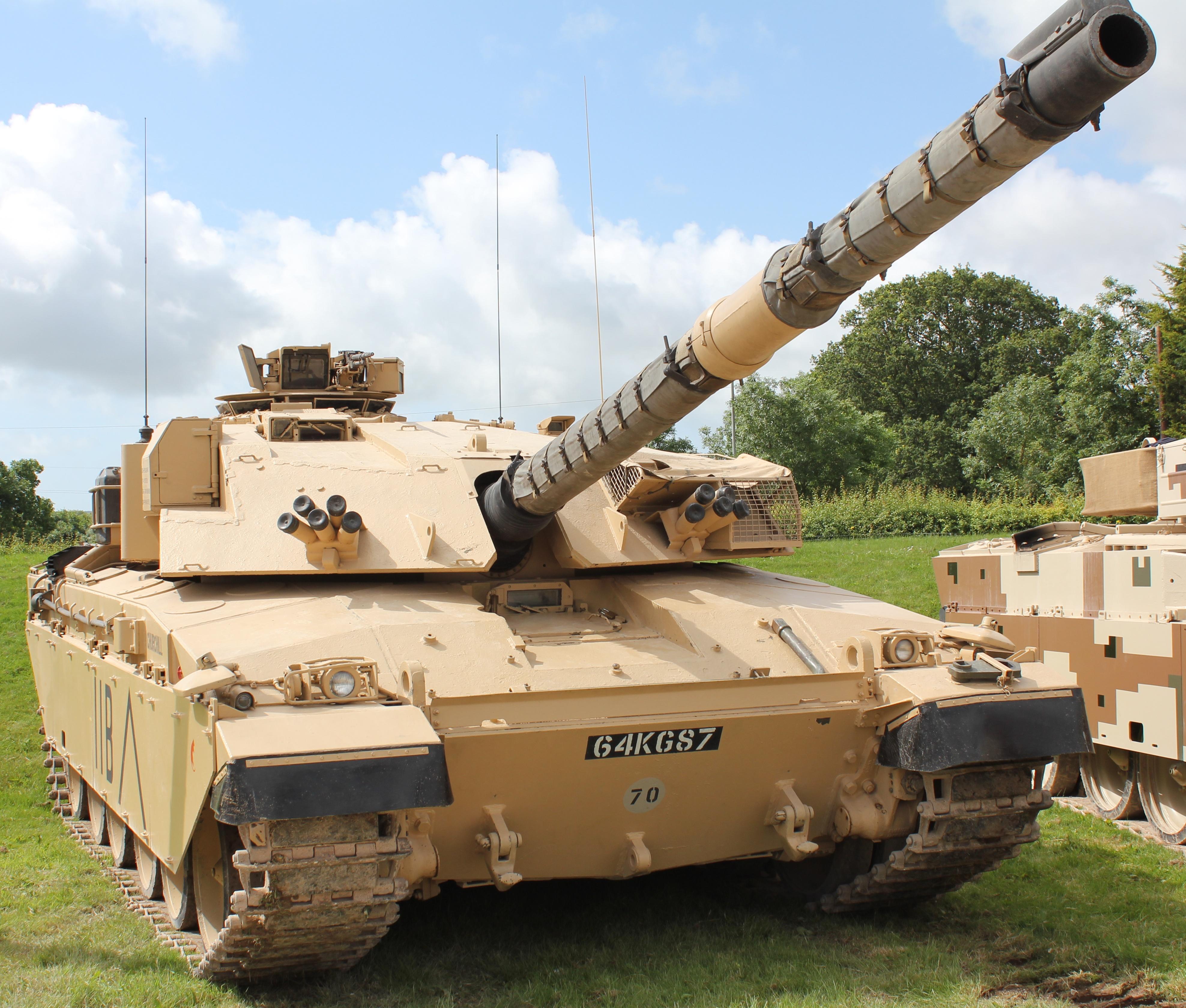 Английский танк «челленджер-2» история создания, описание и характеристики