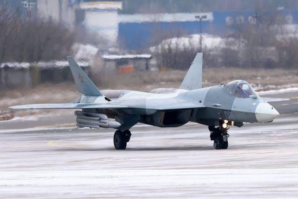 Истребитель су-57: пятое поколение на взлет!