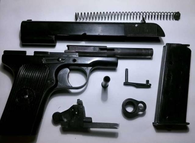 Ттк пистолет травматический — отзывы, характеристики, ттх