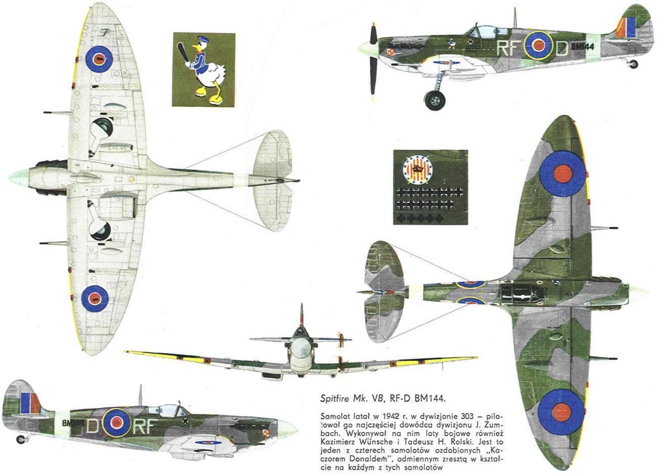 Spitfire f mk xvi