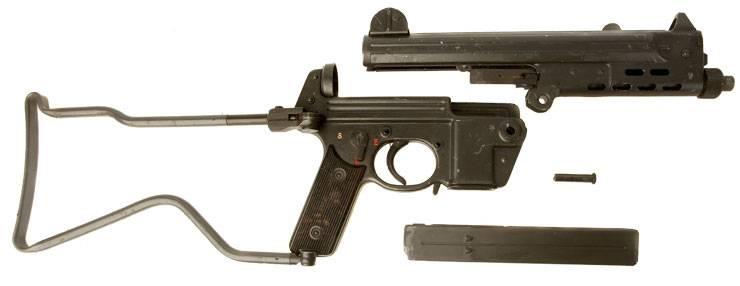 Вячеслав шпаковский. пистолет-пулемёт: вчера, сегодня, завтра. часть 12. «узи» против «маузера» и «эрмы»