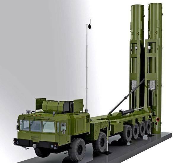 Революционный зрк с-500 способен сбивать спутники и даже метеориты
