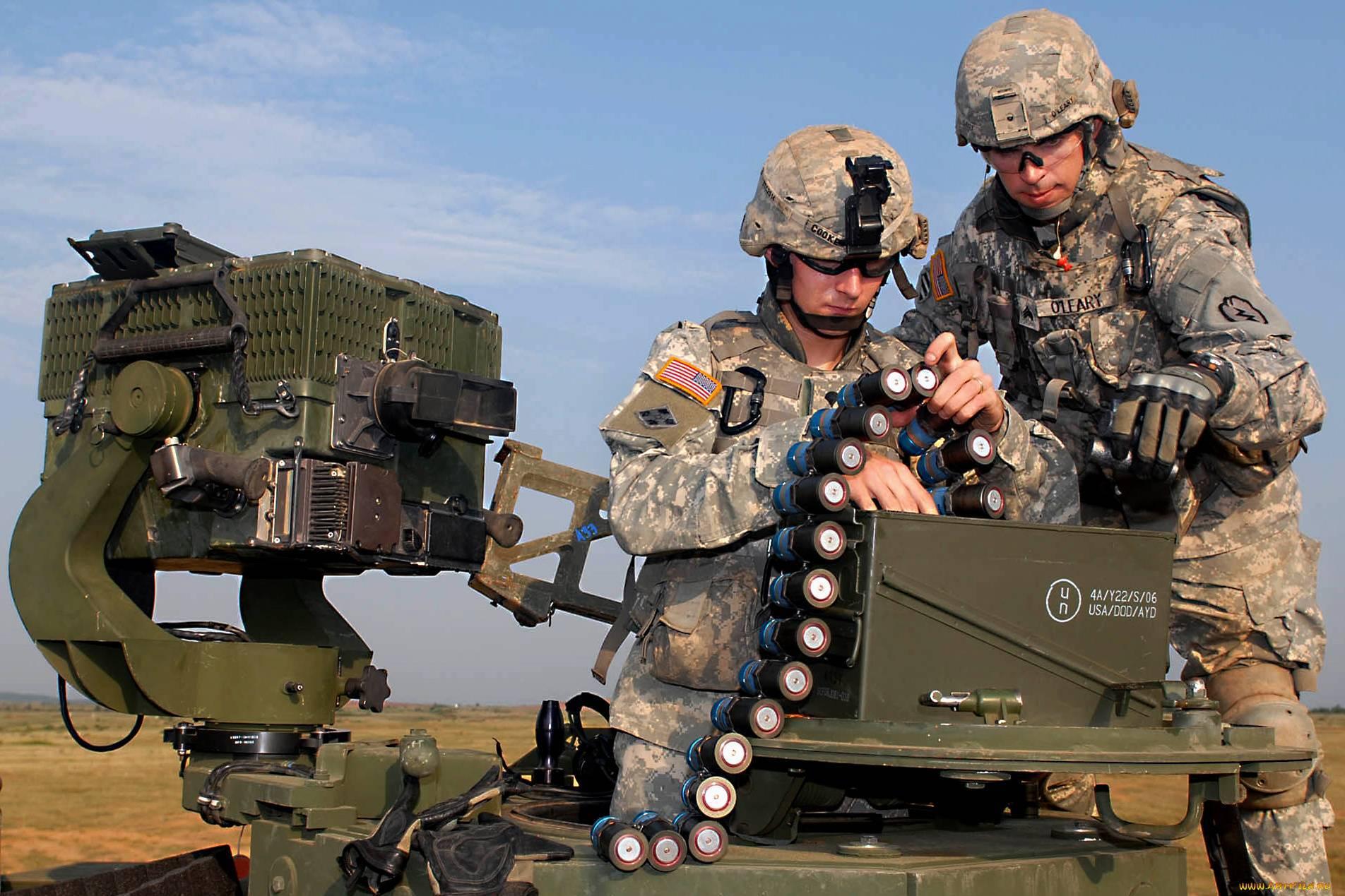 Армия-2028: как меняется стратегия развития армии в сша
