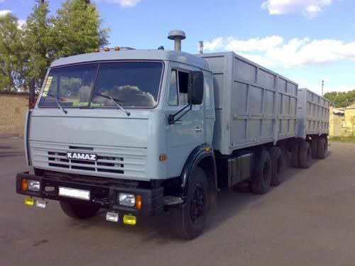 Камаз-5410: технические характеристики