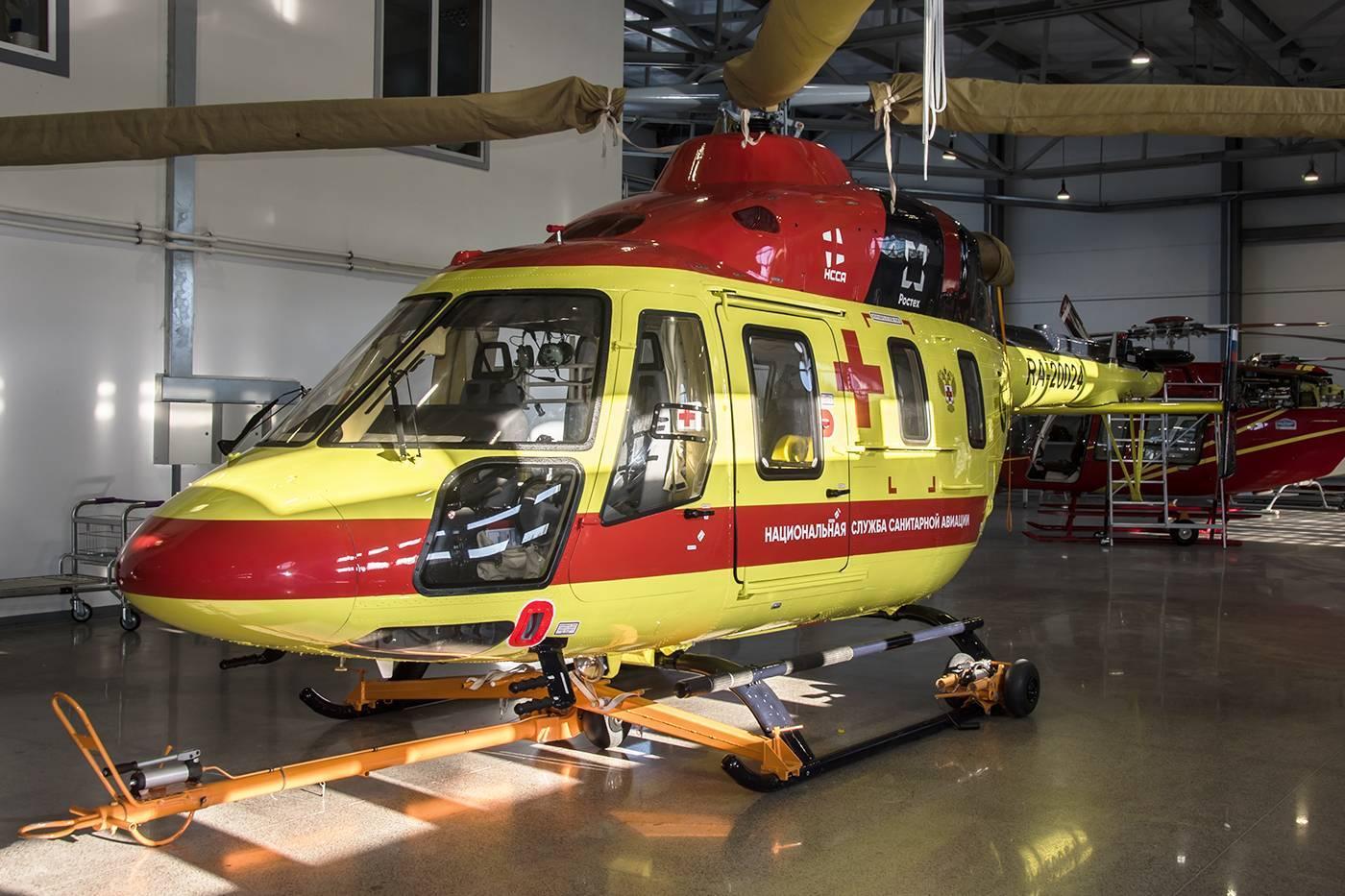 Новейшие учебно-тренировочные вертолеты ансат-у. многоцелевой вертолет «ансат»