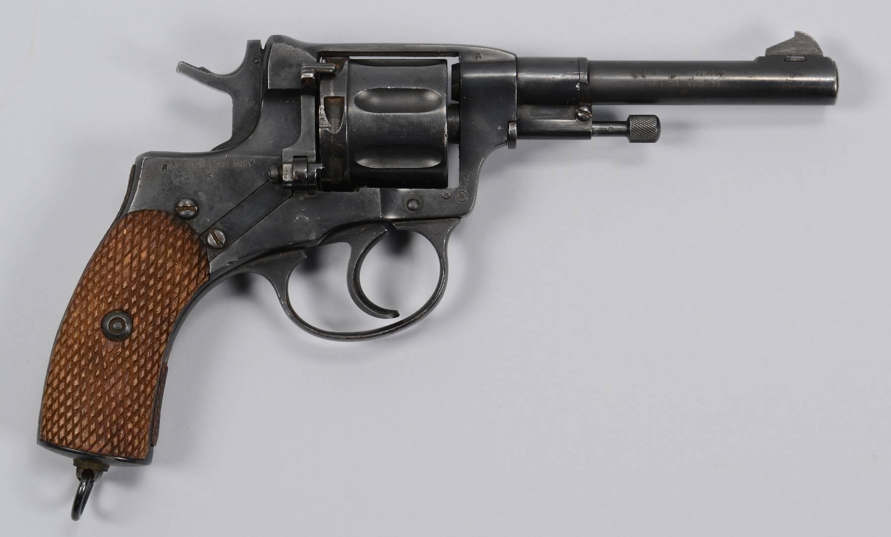 Револьвер Nagant M1895
