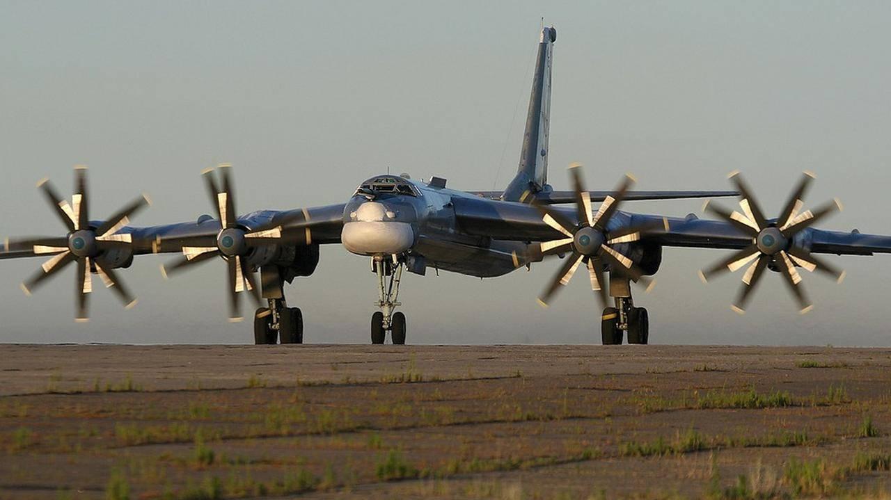ТУ-95 – алюминиевый «Медведь»