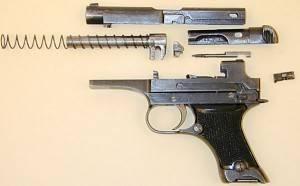 Пистолет nambu 1902