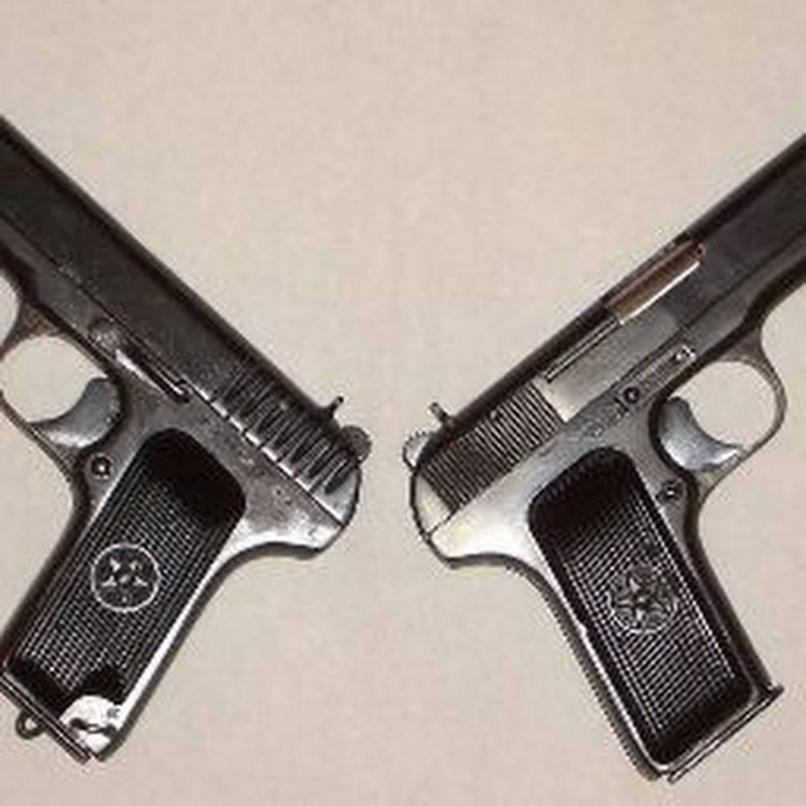 Тт: главный пистолет 90х (11 фото)