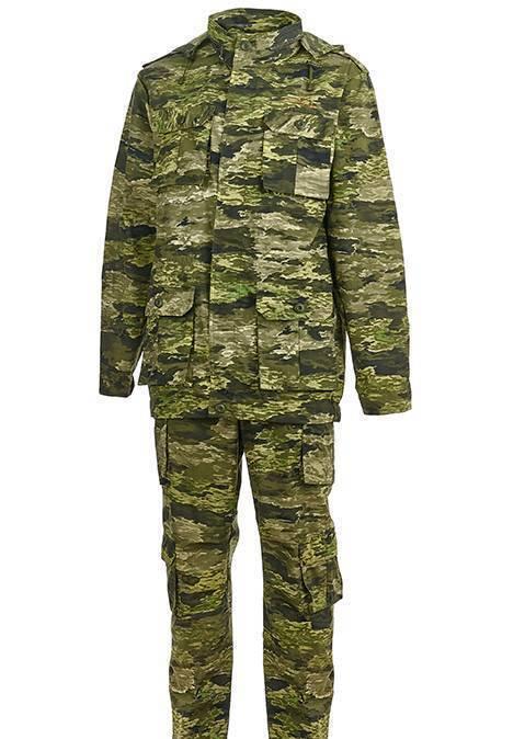 Красивый камуфляж. зимний и летний камуфляж: как военная одежда прижилась в быту