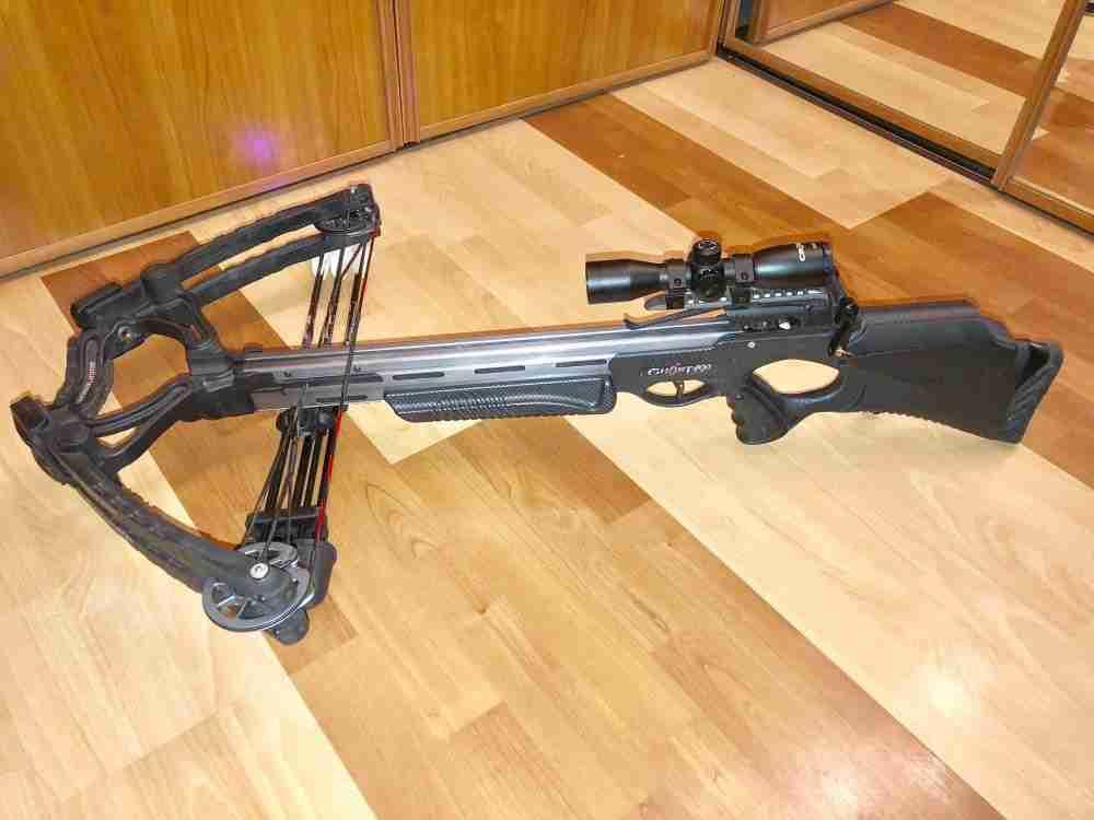 Арбалет - crossbow