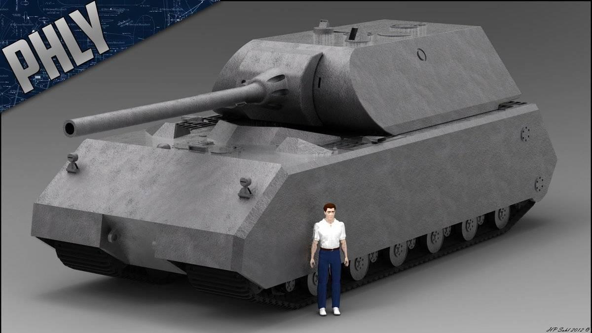 Маус (танк) — википедия с видео // wiki 2