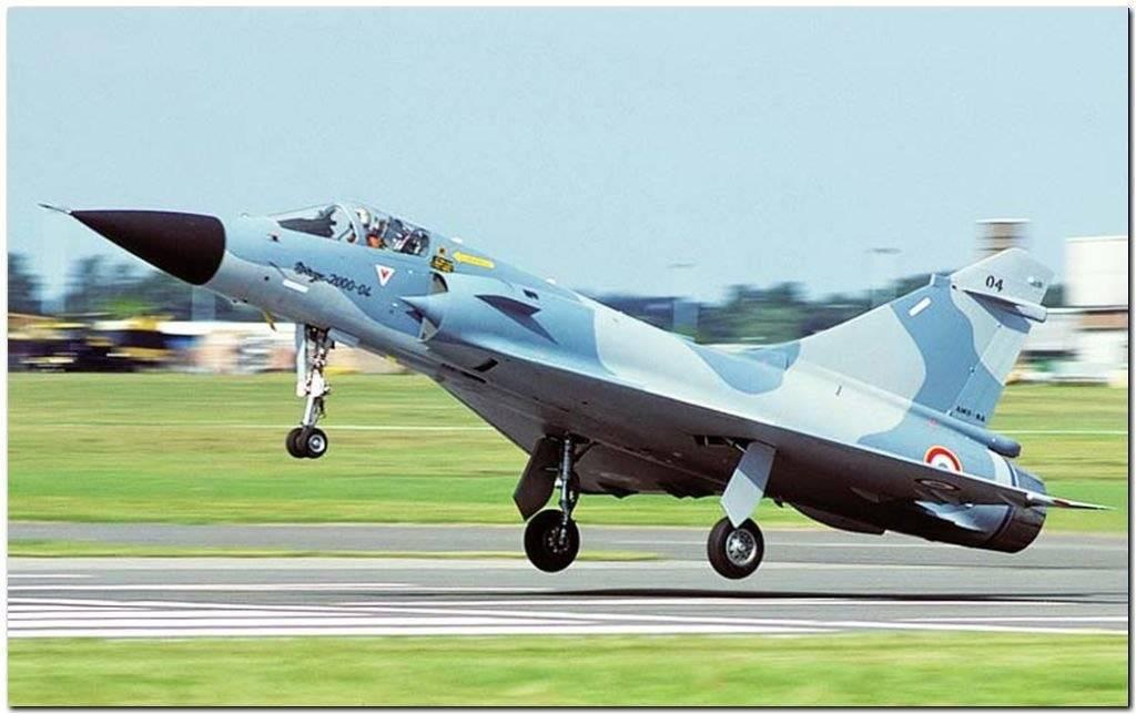 Dassault mirage 2000 - вики