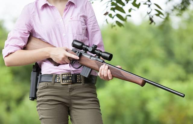 Kel-tec su-16 винтовка- характеристики, фото, ттх