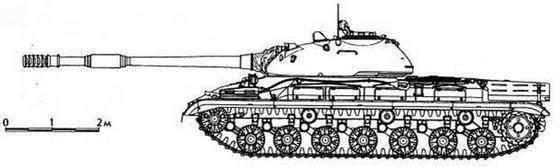 Последний под индексом ис. тяжёлый танк ис-12. ссср