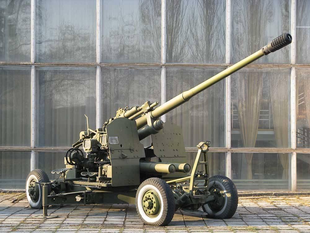 Артиллерия послевоенного периода