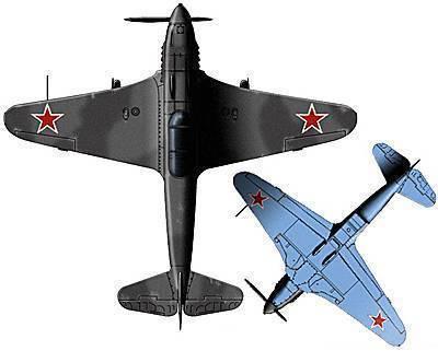 Самолет як-1. фото. видео. характеристики. история.