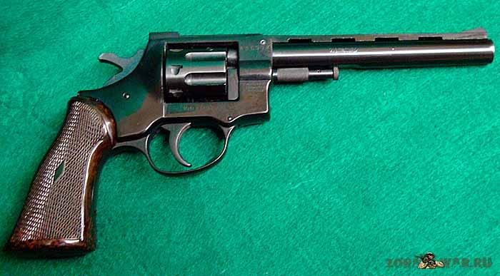 Револьвер arminius hw 5
