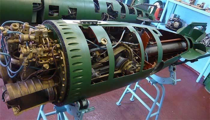 450-мм авиационная торпеда 45-36