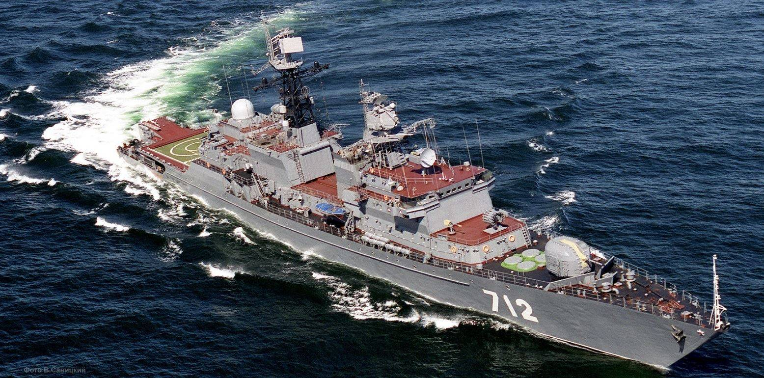 Патрульные корабли проекта 22160