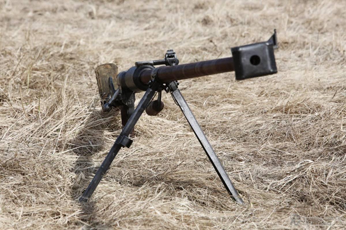 """Британский """"убийца танков"""" птр boys anti-tank rifle"""