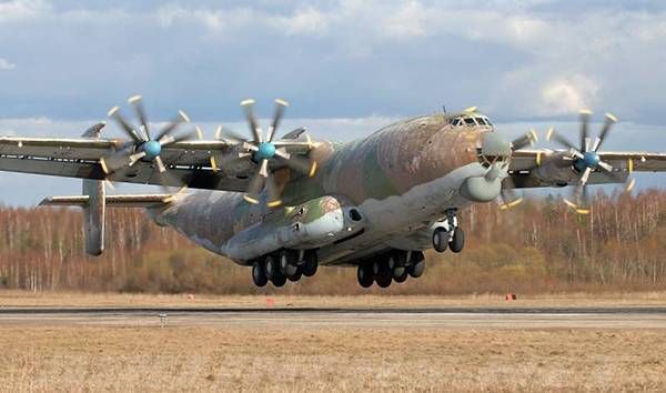 Ан-22 «антей»