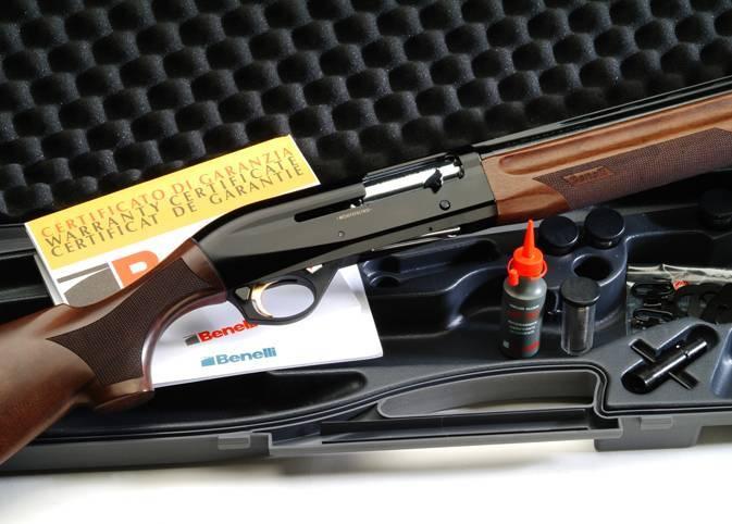 Гладкоствольное ружье Benelli Montefeltro
