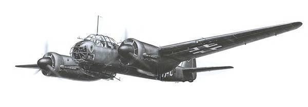 Самолет юнкерс ju 88 - другие модификации