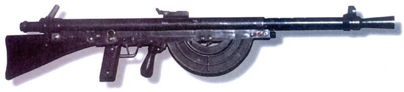 Пулемет шоша - chauchat - qwe.wiki