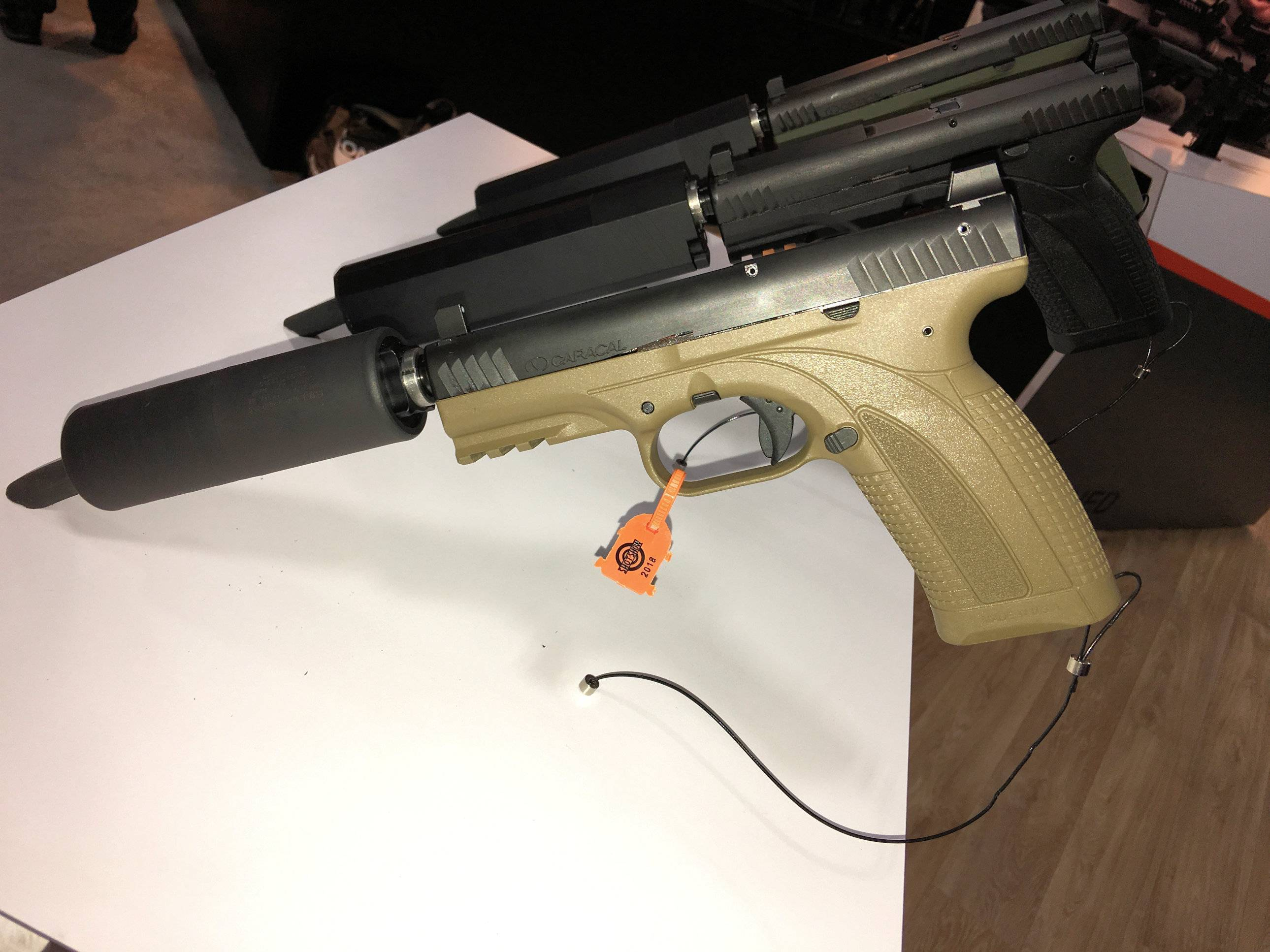 Каракал пистолет - caracal pistol - qwe.wiki