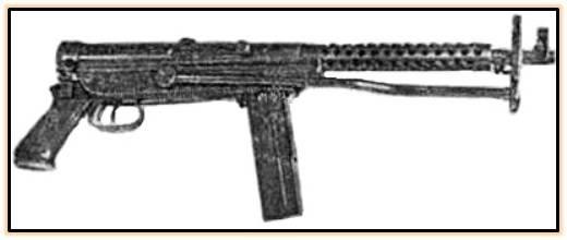 Карабин Karabini M95