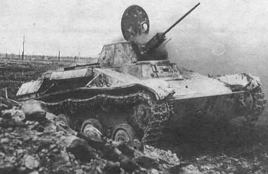 Советский танк Т-60 — бесценная «временная мера»