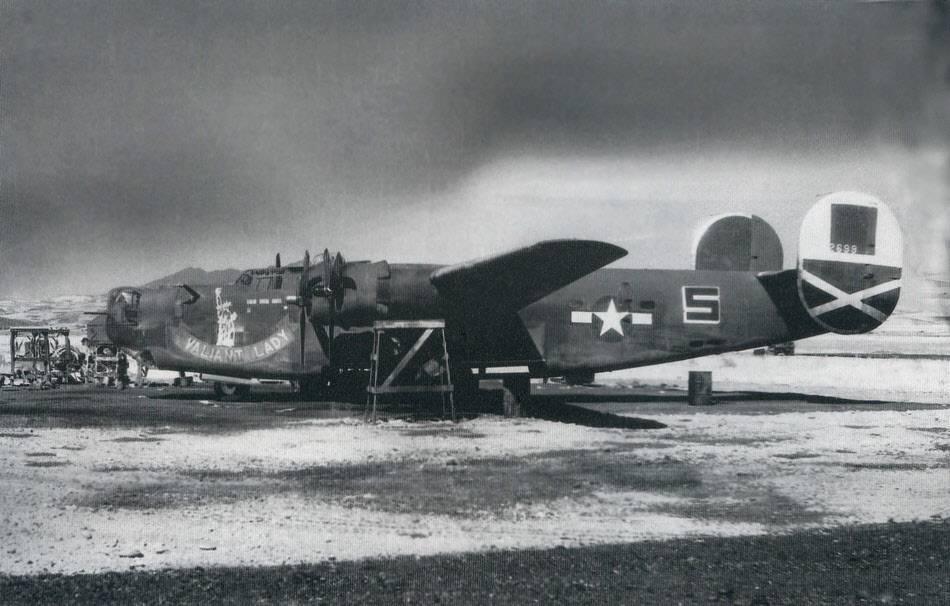 Consolidated b-24 liberator - вики