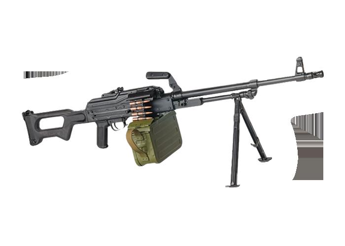 Пулемёт калашникова - вики