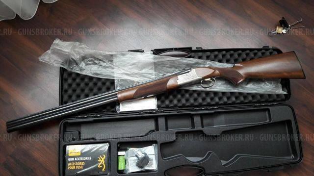 Охотничий карабин browning bar mk3 composite