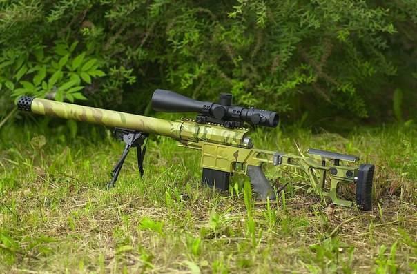 Снайперская винтовка PGW Timberwolf Tactical