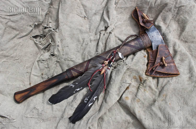Томагавк – настоящее оружие настоящего индейца