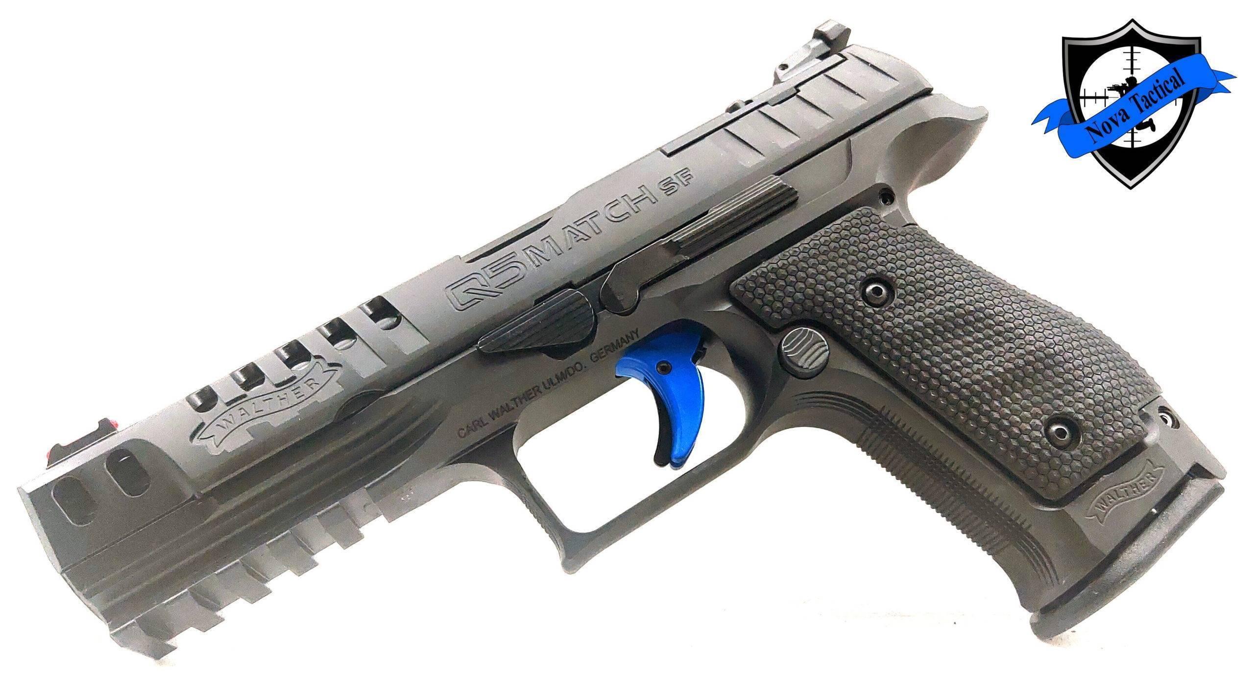 Пистолет Walther Q5 MATCH