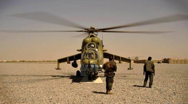 Армейский вертолет ми-35м: фото, описание, характеристики, история