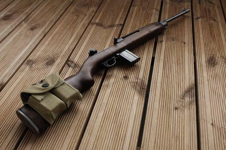 Самозарядная винтовка m1 «garand» | армии и солдаты. военная энциклопедия