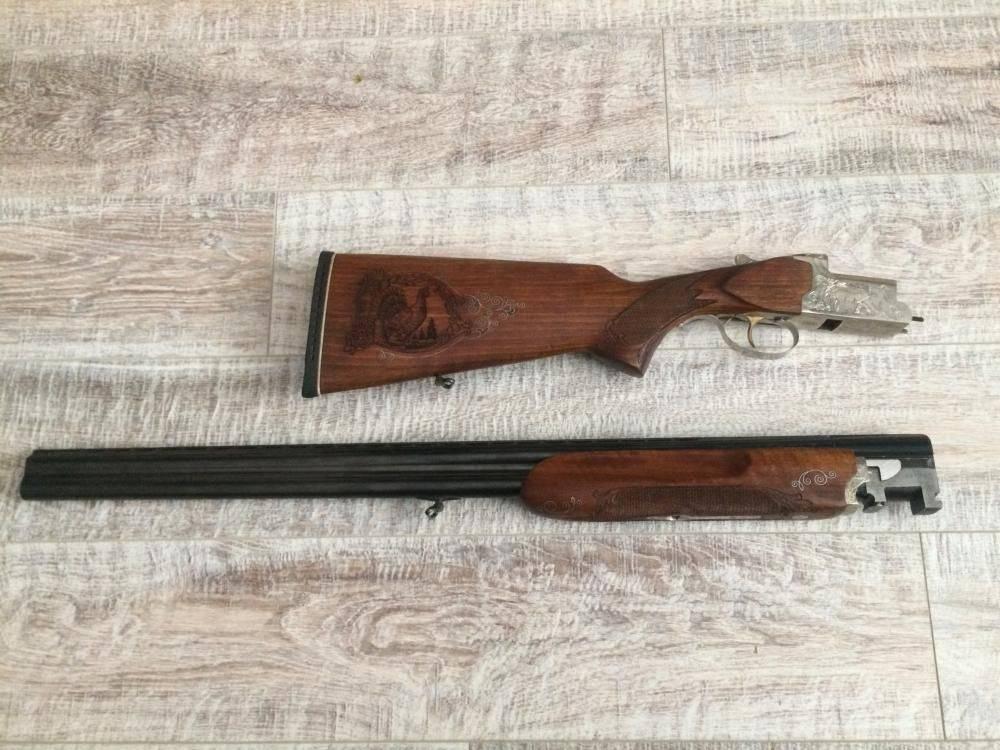 Конструкция и модификации охотничьего ружья тоз-120