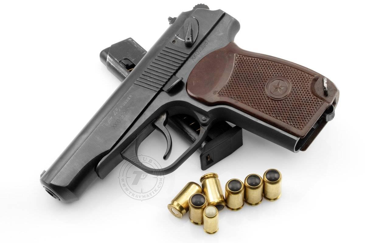 Возвращаясь ккорням. пистолеты п-м17т, п-м18, п-м18тс и п-м18тс сх