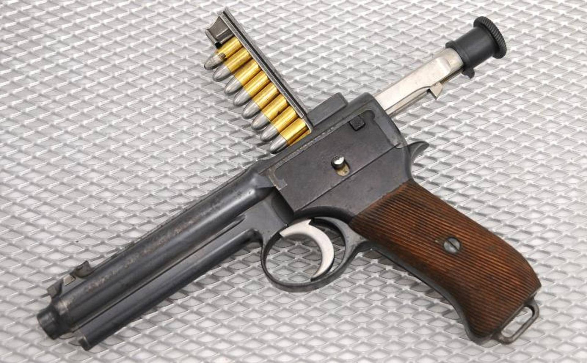 Roth-steyr m1907 — википедия