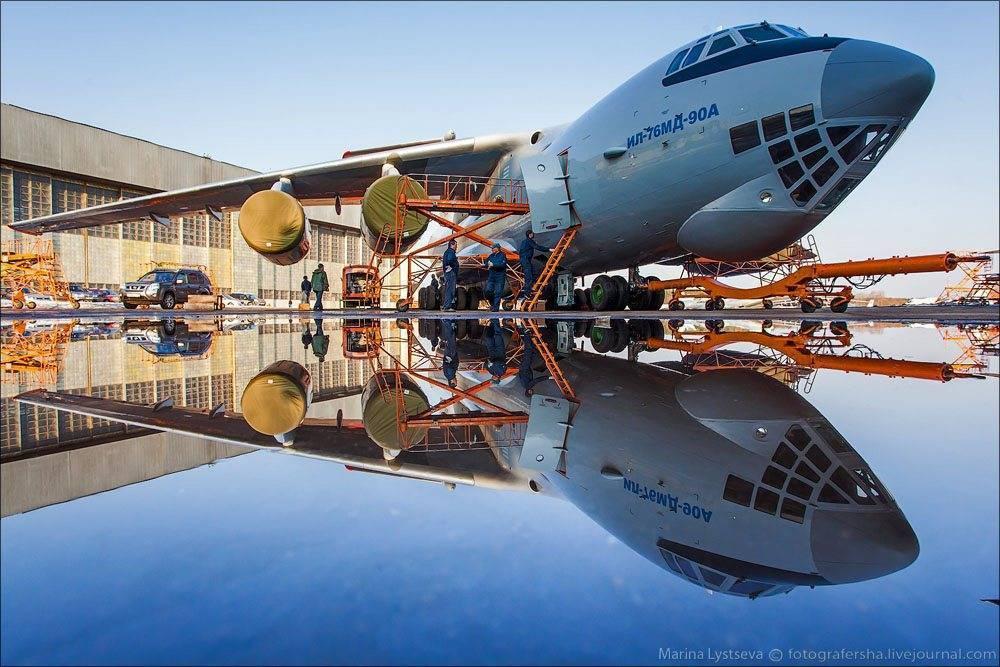 Почему буксует создание отечественного среднего транспортного самолета