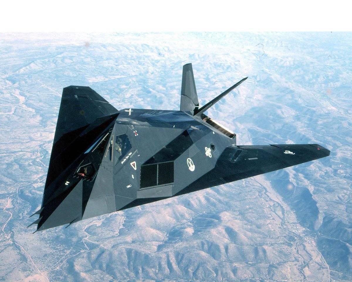 Lockheed f-117 nighthawk - wiki