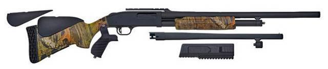 Гладкоствольное ружье Mossberg 500 Cruiser